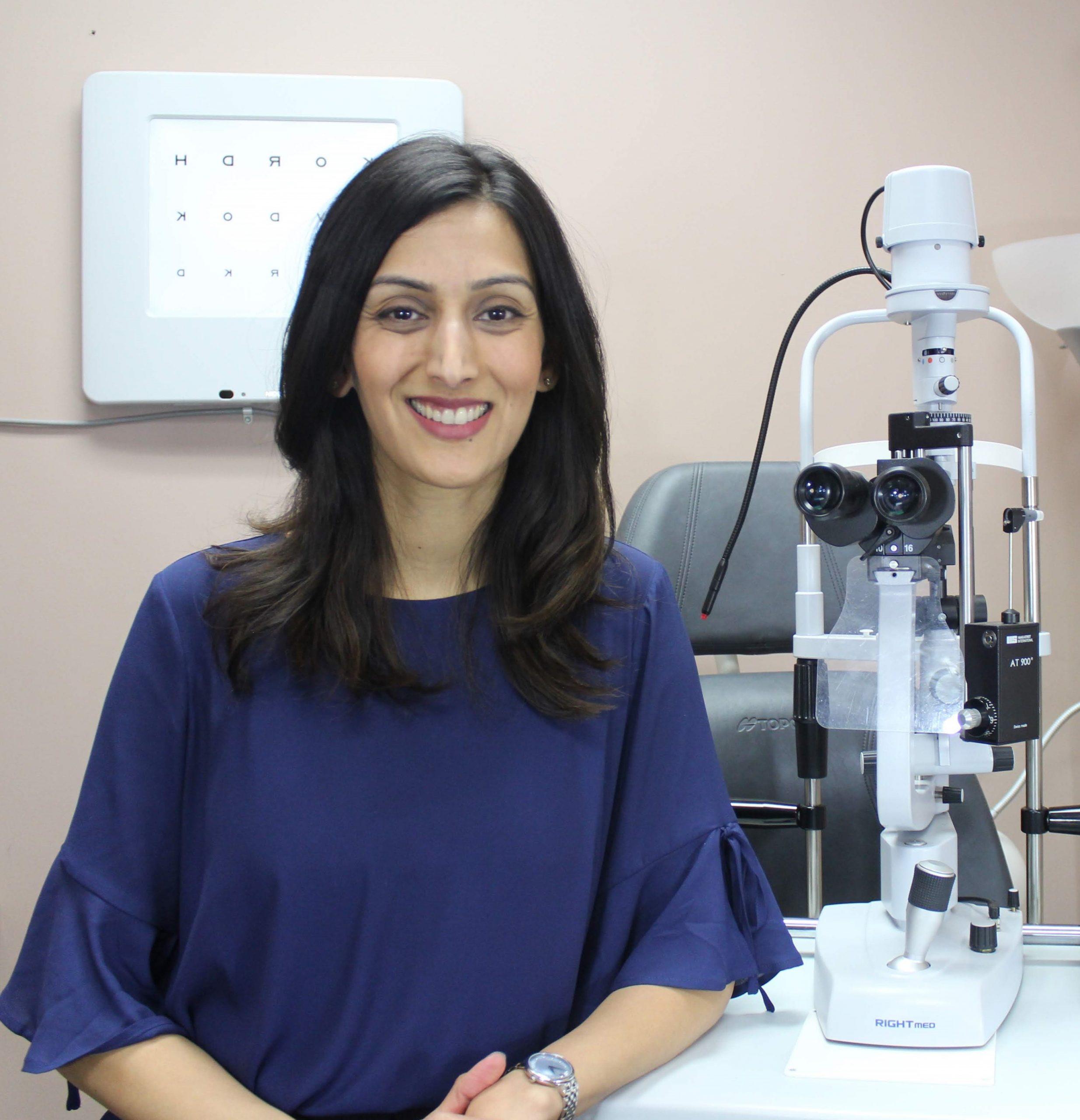 Dr. Mani Tangri Winnipeg Optometrist optometry Southdale Eye Centre South Winnipeg Eye Centre